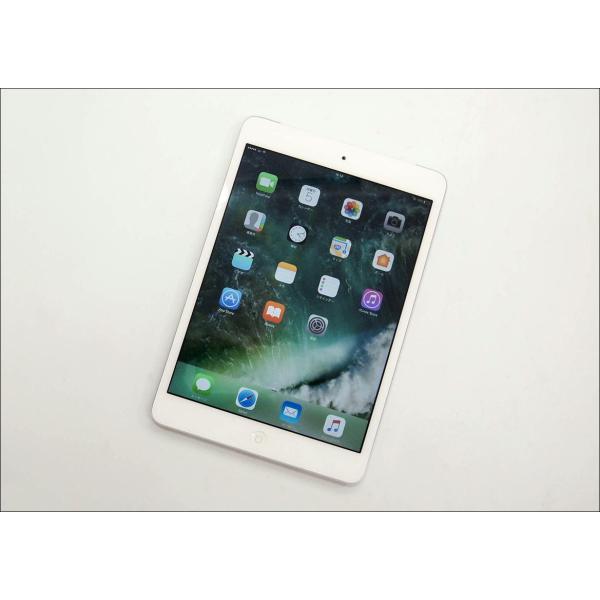 中古iPad Apple iPad mini2 Wi-Fi+Cellular au KDDI