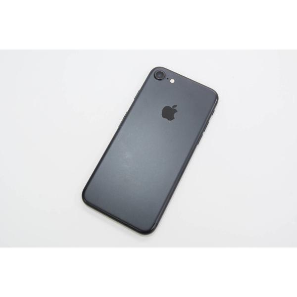 中古スマホ iphone7 au kddi 32gb ブラック mnce2j a apple cランク