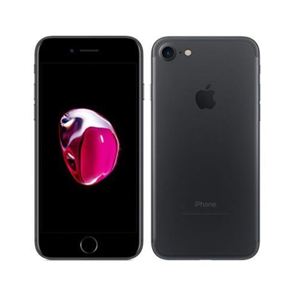 Apple iPhone 7 docomo 32GB ブラック MNCE2J/A アップル 中古スマートフォン 中古アイフォン