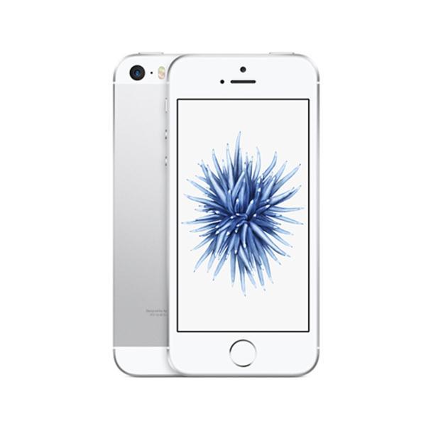 中古 スマホ 本体 iPhone SE au KDDI 16GB シルバー MLLP2J/A Apple 格安【 Cランク】|pcjungle