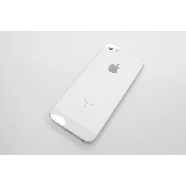 中古 スマホ 本体 iPhone SE au KDDI 16GB シルバー MLLP2J/A Apple 格安【 Cランク】|pcjungle|02