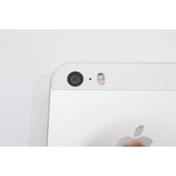 中古 スマホ 本体 iPhone SE au KDDI 16GB シルバー MLLP2J/A Apple 格安【 Cランク】|pcjungle|05