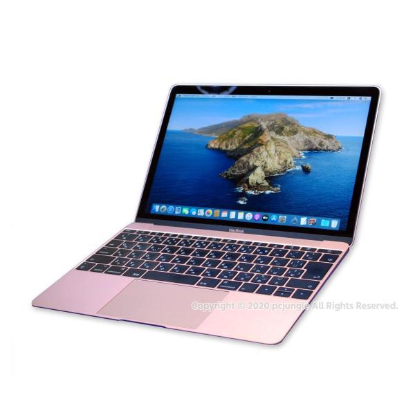 Apple MacBook10,1 ノートPC (Retina, 12-inch, 2017) MNYN2J/A