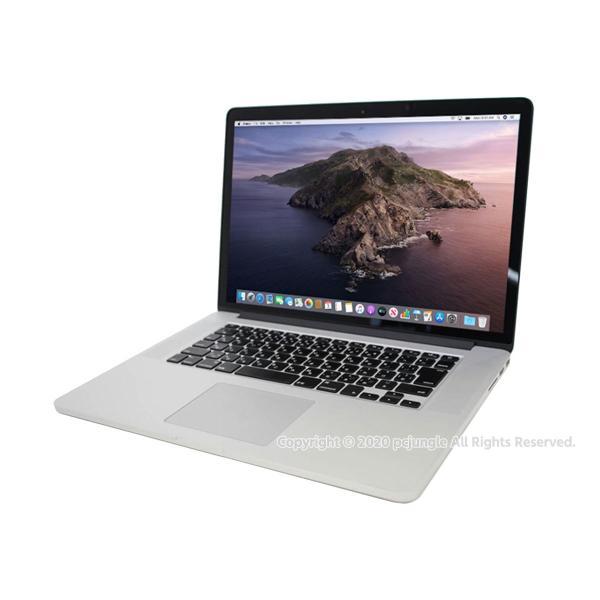 Apple MacBookPro11,5 ノートPC (Retina, 15-inch, Mid 2015) MJLT2J/A 15.4インチ