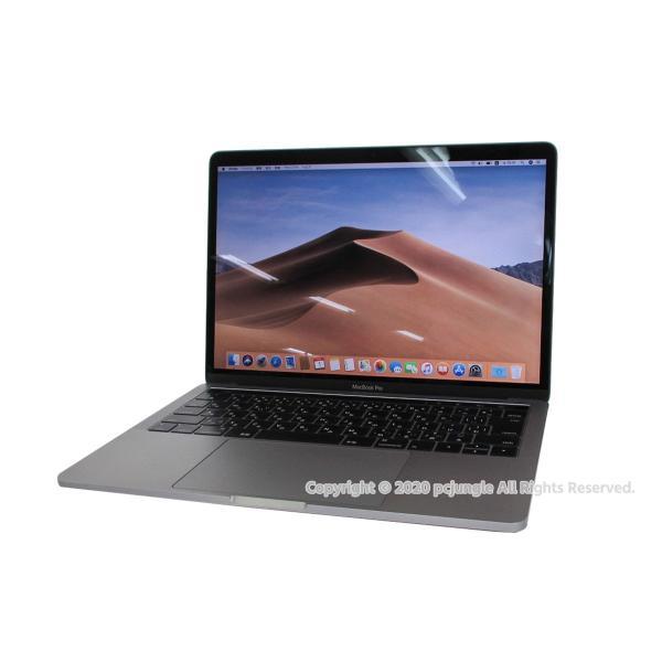 Apple MacBookPro13,2 ノートPC (13-inch, 2016, Thunderbolt 3ポートx 4) MLH12J/A 中古ノートパソコン