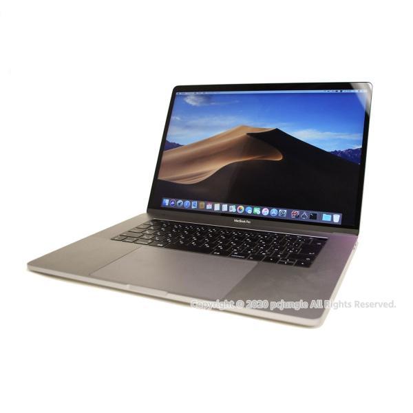Apple MacBookPro14,3 ノートPC (15-inch, 2017) MPTT2J/A