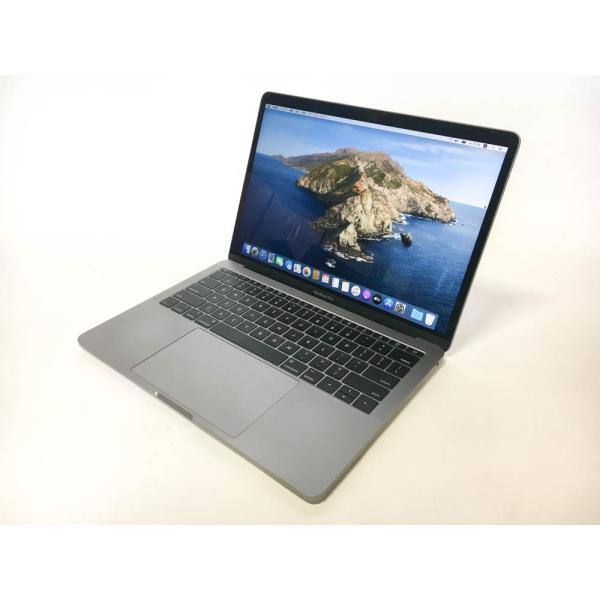 Apple MacBookPro14,1 ノートPC 13-inch, 2017,Thunderbolt 3ポートx2 MPXT2J/A [英語キーボード]