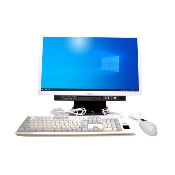 FUJITSU ESPRIMO K553/E DVDマルチ 富士通 中古パソコン 中古デスクトップパソコン