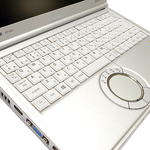 Panasonic ノートパソコン 中古パソコン Let'snote SX3シリーズ Core i5 4GBメモリ 12.1インチ Windows10 WPS Office 付き|pckujira|03
