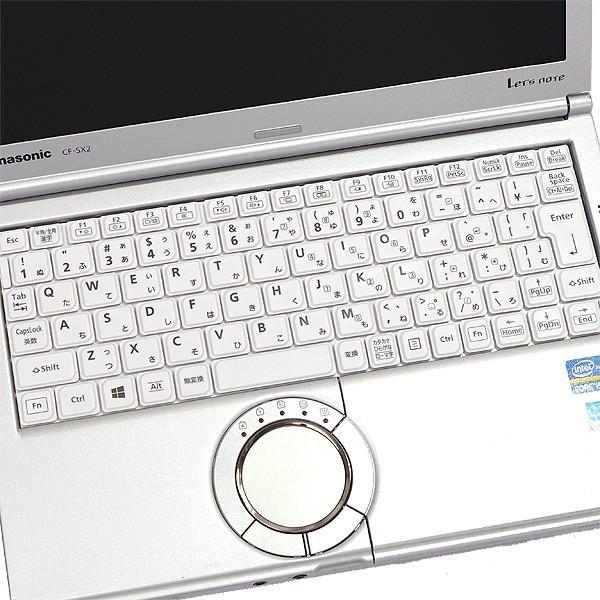 ノートパソコン 中古 Office付き 訳あり 処分価格 高解像度 Windows10 Panasonic Let'snote CF-SX2AD Core i5 4GBメモリ 12.1型 中古パソコン|pckujira|02