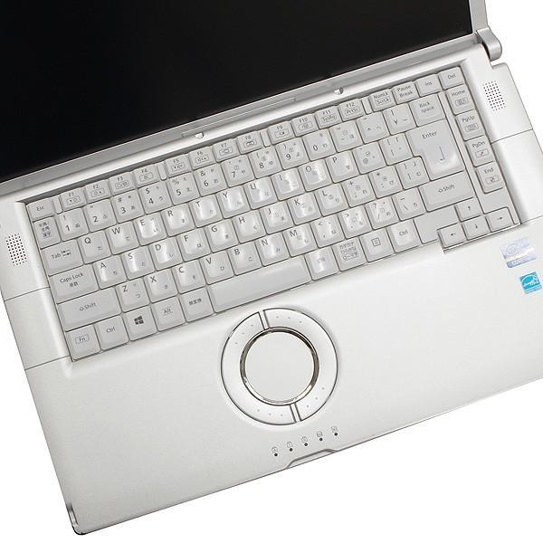 Panasonic ノートパソコン 中古パソコン Let'snote CF-B11TW Core i7 8GBメモリ 15.6型 フルHD Windows10 WPS Office 付き|pckujira|02