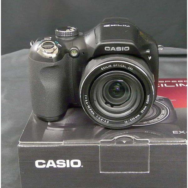910万画素 光学20倍 元箱 付属品有 CASIO EXILIM EX-FH20 中古 状態は良好・綺麗です送料無料中古