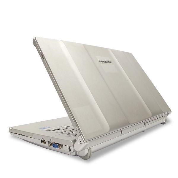 ノートパソコン 中古 Office付き 中古パソコン 8GB Windows10 Panasonic Let'snote CF-B11 Core i3 8GBメモリ 15.6型 中古パソコン pckujira 04