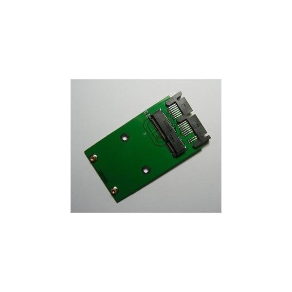 mSATA(Mini SATA)→1.8インチmicro SATA変換アダプター