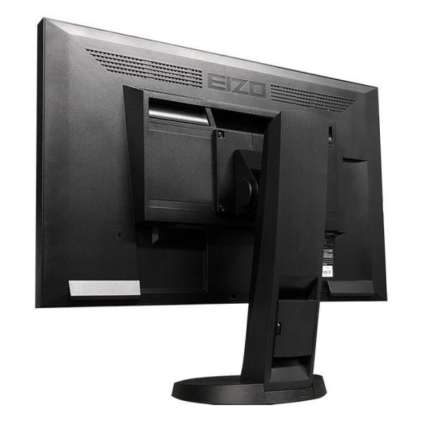 EIZO 27インチワイドLED液晶モニタ FlexScan EV2736W-FSBK 2560x1440 IPSパネル 画面回転 高さ調整 中古ディスプレイ あすつく|pcmax|02