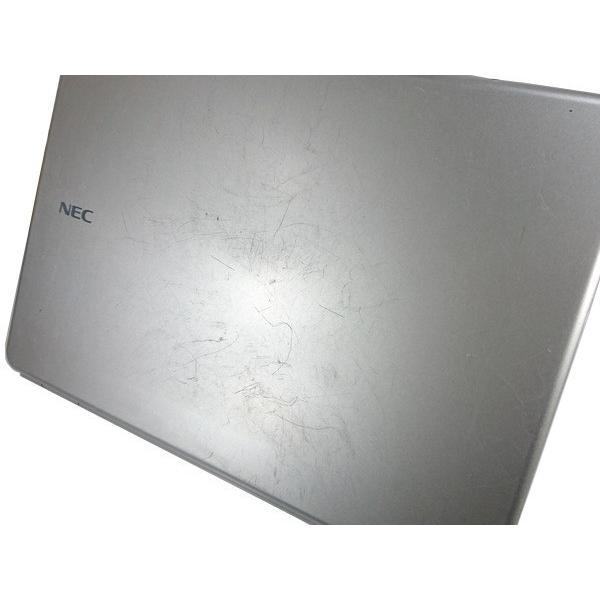 中古 ノートパソコン NEC N106Aw2 わけあり特価 VY22MA-T (Celeron 2.1GHz 3GB 160GB DVDマルチ Windows7 Professional 32bit)|pcshop-pax|03