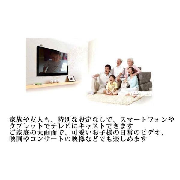 アンドロイド ミラーリング テレビ