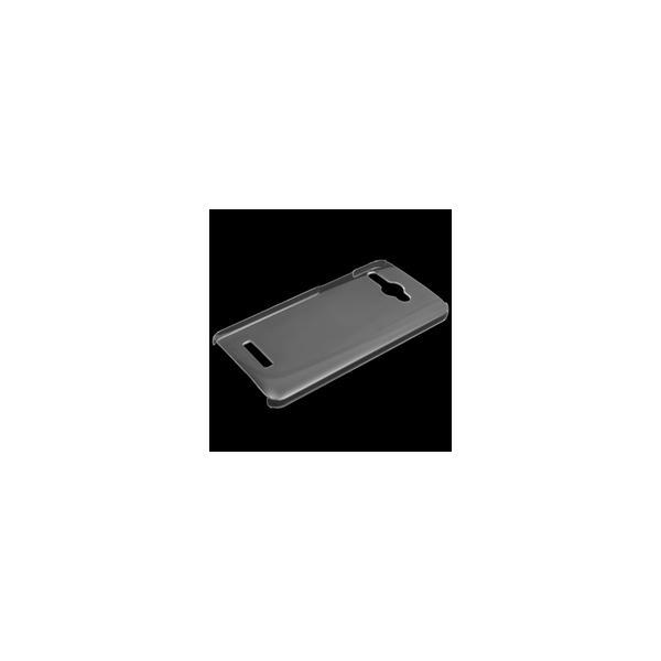 クリスタルカバー HTC J butterfly HTL21(クリア)