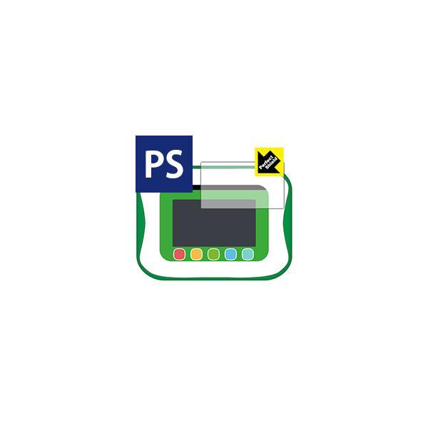 小学館の図鑑NEOPad用 液晶保護フィルム 防気泡・防指紋!反射低減保護フィルム Perfect Shield