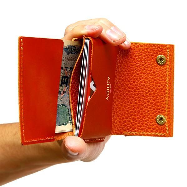ミニ財布 小さい財布 ミニウォレット コンパクト ミニマリスト ミニマル AGILITY affa アジリティアッファ ナノウォレット pdd 12