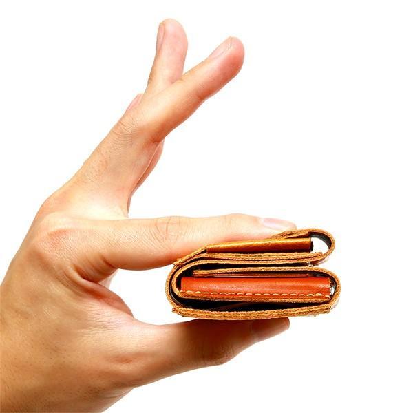 ミニ財布 小さい財布 ミニウォレット コンパクト ミニマリスト ミニマル AGILITY affa アジリティアッファ ナノウォレット pdd 15