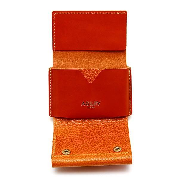 ミニ財布 小さい財布 ミニウォレット コンパクト ミニマリスト ミニマル AGILITY affa アジリティアッファ ナノウォレット pdd 09