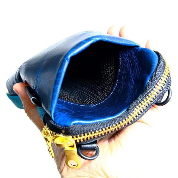 ショルダーバッグ 革 メンズ 小さめ ミニショルダー サコッシュ 斜め掛け レザー スマホバッグ ポーチ 大人 AGILITY affa アジリティアッファ パークポシェット|pdd|10
