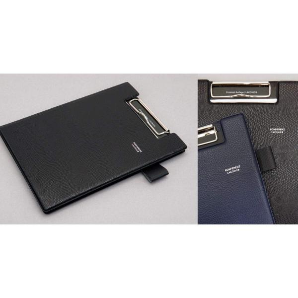 ラコニック 手帳 2019年 A5 マンスリー PVCカバー 黒 LUM08-220BK (2019年3月始まり)|peace-maker|04