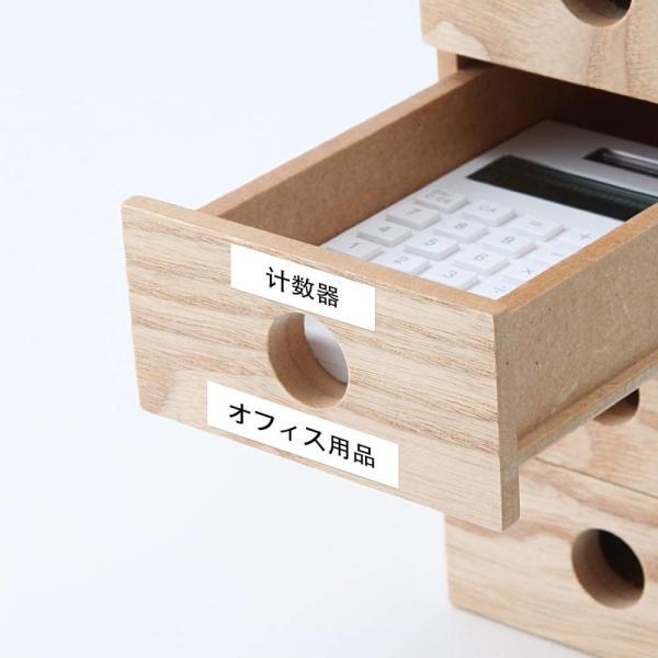 カシオ用 ネームランド 互換 テープカートリッジ 9mm 自由選択 1個 ラベルライター テープ ラベル シール 保証付き CASIO KL-TF7 KL-T70 KL-P40 peacefulbear 05
