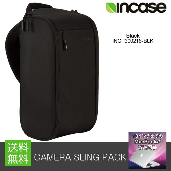 INCASE CAMERA SLING PACK [INCP300218-BLK] インケース カメラ収納スリングバッグ プレゼント ギフト