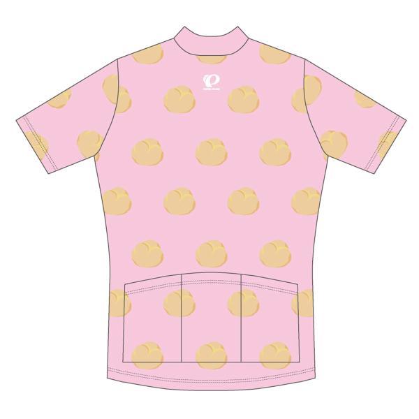 しゅ〜くり〜む 半袖ジャージ ピンク|pearlizumi-original|02