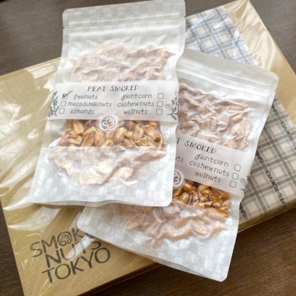 ピート燻製ピーナッツ 2袋セット|peatmoresmoke|02