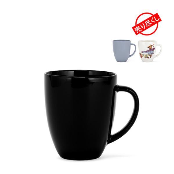 売り尽くしアラビアマグカップ24hイルタラウル/ブラック/ウスバ340mLマグコーヒーカップMug北欧食器磁器アウトレット