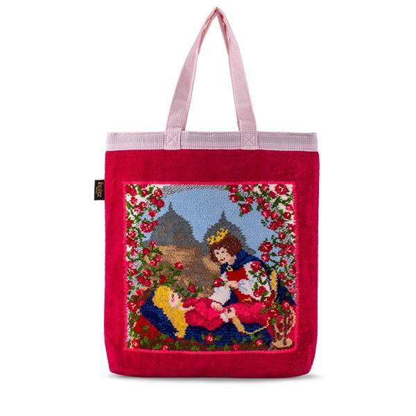 赤字売切り価格フェイラー Feiler トートバッグ フェアリーテイル レディース バッグ Tote Bag 上質 コットン プレゼント