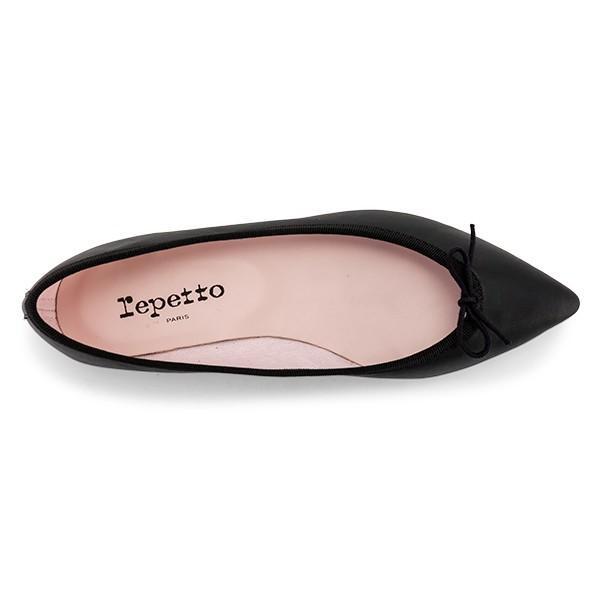 レペット Repetto バレエシューズ ブリジット レザー V1556VE BRIGITTE フラットシューズ レディース 革靴 かわいい ポインテッドトゥ