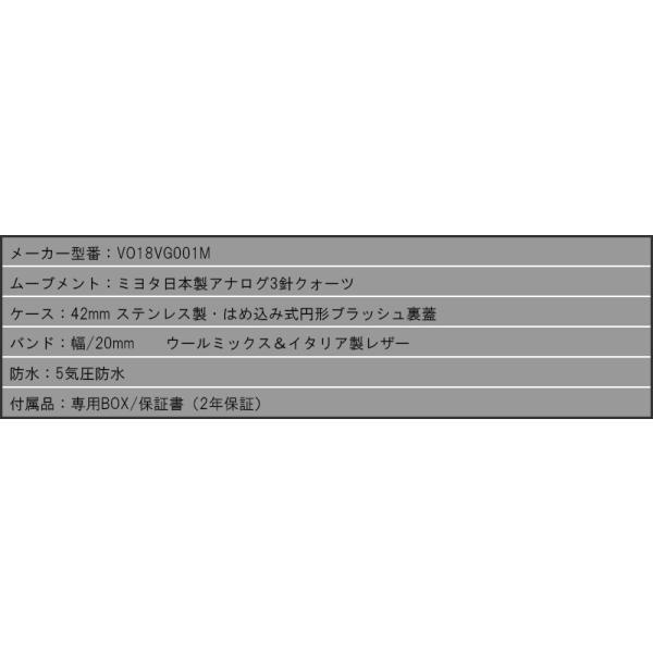 時計 メンズ レディース ペアウォッチE14 クラスフォーティーン クラス14 Volare ボラーレ VO18VG001M VO18VG001W 42mm 36mm