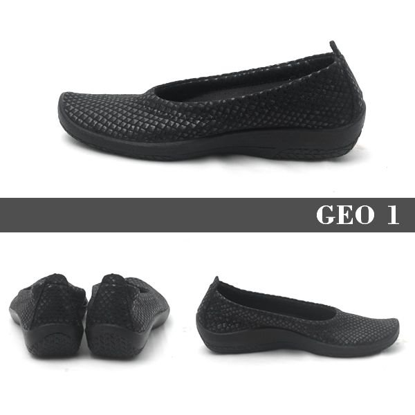 エリオさんの靴 アルコペディコ 靴 L15 バレリーナ ジオ1 ブラック/ネイビー サイズ交換 対応/GEO1|pendant|03