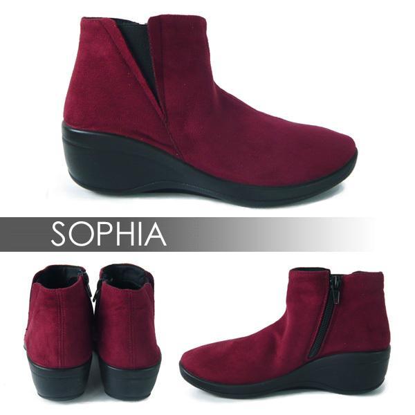 アルコペディコ SOPHIA ショートブーツ ソフィア ポルトガル製 エリオさんの靴 サイズ交換・返品不可|pendant|06
