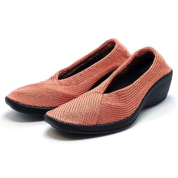 アルコペディコ ARCOPEDICO MAILU マイル スモークピンク エリオさんの靴 クラシックライン ニットアッパー 4.5cmヒール ポルトガル製 pendant 08