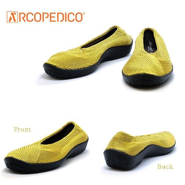 アルコペディコ 靴 MAILU SPORT マイル スポーツ マスタード ARCOPEDICO エリオさんの靴 クラシックライン フラットタイプ 3cmヒール ポルトガル製|pendant|03