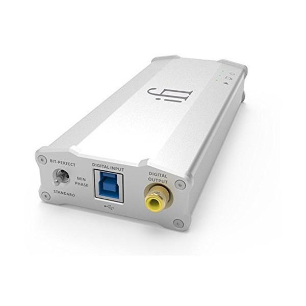 iFi Audio ヘッドホンアンプ・DAC iFi micro iDAC2