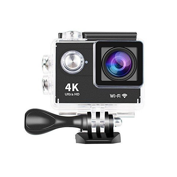 YUNTAB(JP) アクションカメラ 170° 広角 4k Mini DV スポーツカメラ Wi-Fiモデル 30M防水2.0インチ液晶 1050
