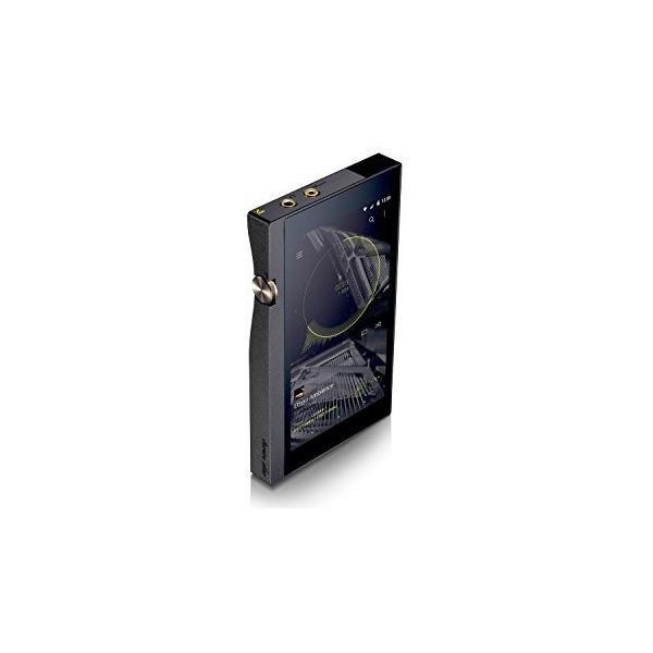 ONKYO デジタルオーディオプレーヤー ハイレゾ音源対応/DAC・ヘッドホンアンプ内蔵/バランス接続対応/Google Play対応 ブラック D