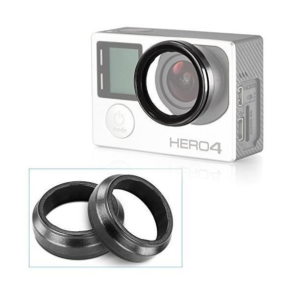 NEEWER カメラプロテクティブレンズ/保護レンズ 2パック HD Gopro Hero 3/3+に対応【並行輸入品】
