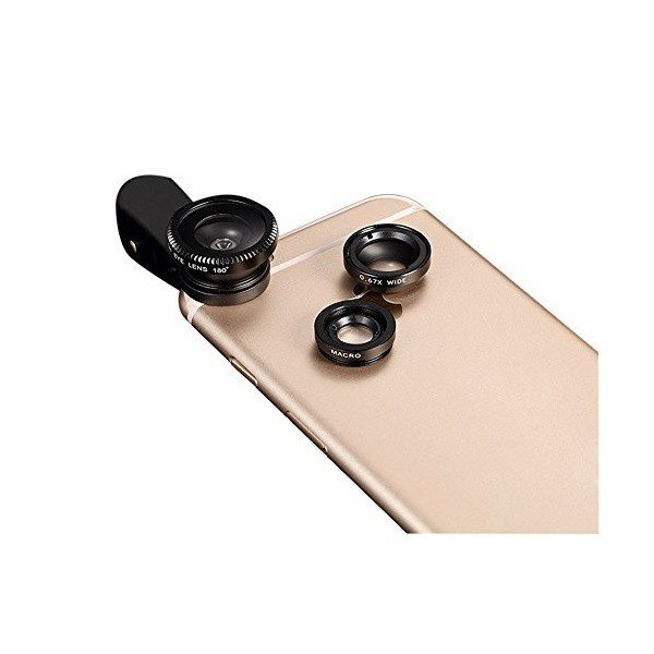 12Xズーム HDスマホ望遠レンズ クリップ望遠鏡 高性能単眼鏡 クリップ式カメラズームレンズ Iphone&Android多機種対応