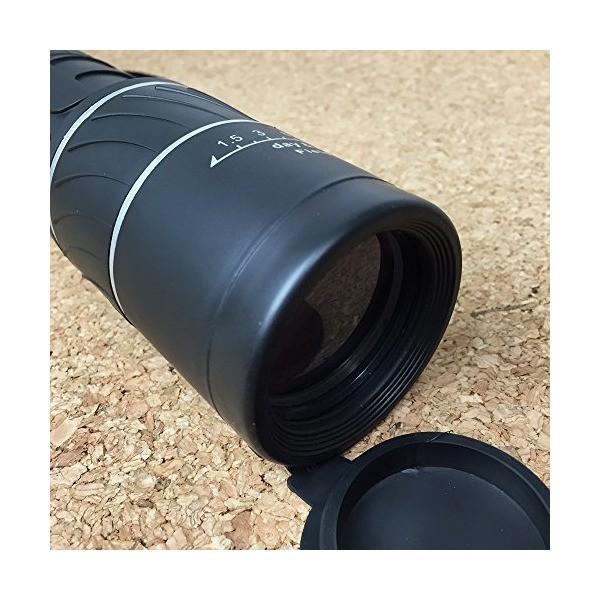RedBeryl 高倍率 単眼鏡 望遠鏡 (30倍 x 52mm)