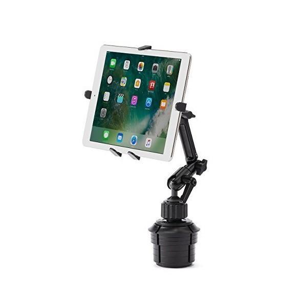 サンワダイレクト iPad タブレット 車載ホルダーアーム カップホルダー/ドリンクホルダー設置 711インチ対応 10.5インチ iPad Pr|penguin-design