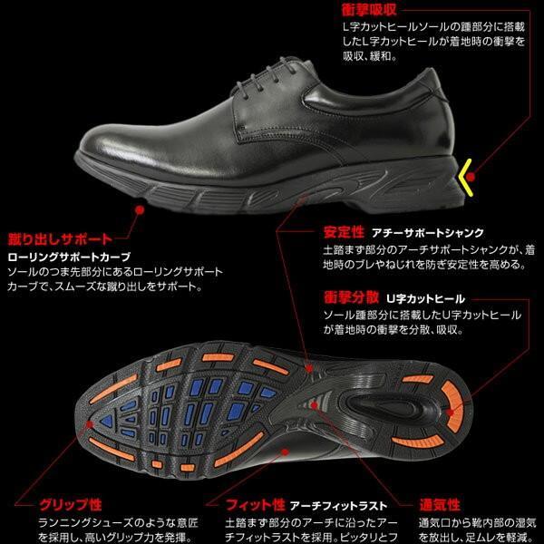 ビジネスシューズ メンズ ビジネス メンズ革靴 走れるビジネスシューズ|pennepenne|02