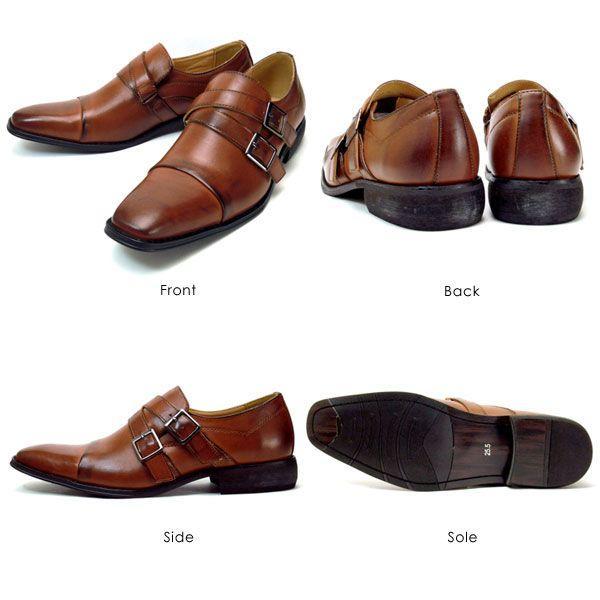 ビジネスシューズ 革靴 メンズ ビジネスカジュアルシューズ ビジネスカジュアル メンズ革靴 PUレザー pennepenne 03