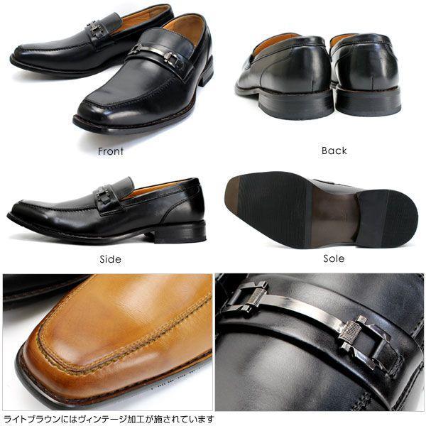 ビジネスシューズ 革靴 メンズ ビジネスカジュアルシューズ ビジネスカジュアル メンズ革靴 PUレザー pennepenne 02